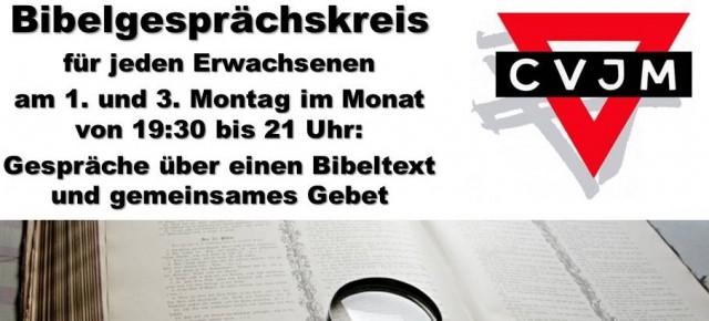 Bibelgesprächskreis für Erwachsene