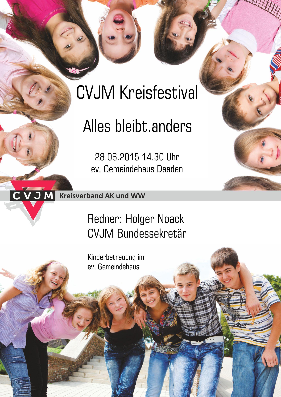flyer plakat kf 2015